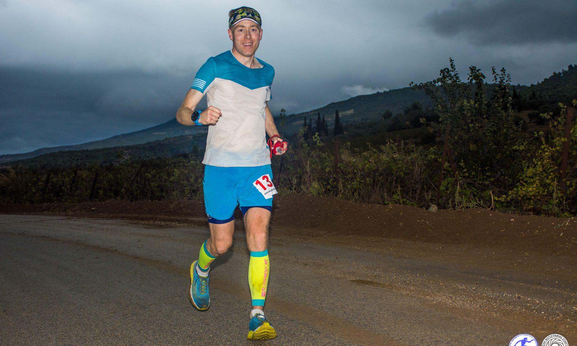 John Melbourne - Ultra Running Coach